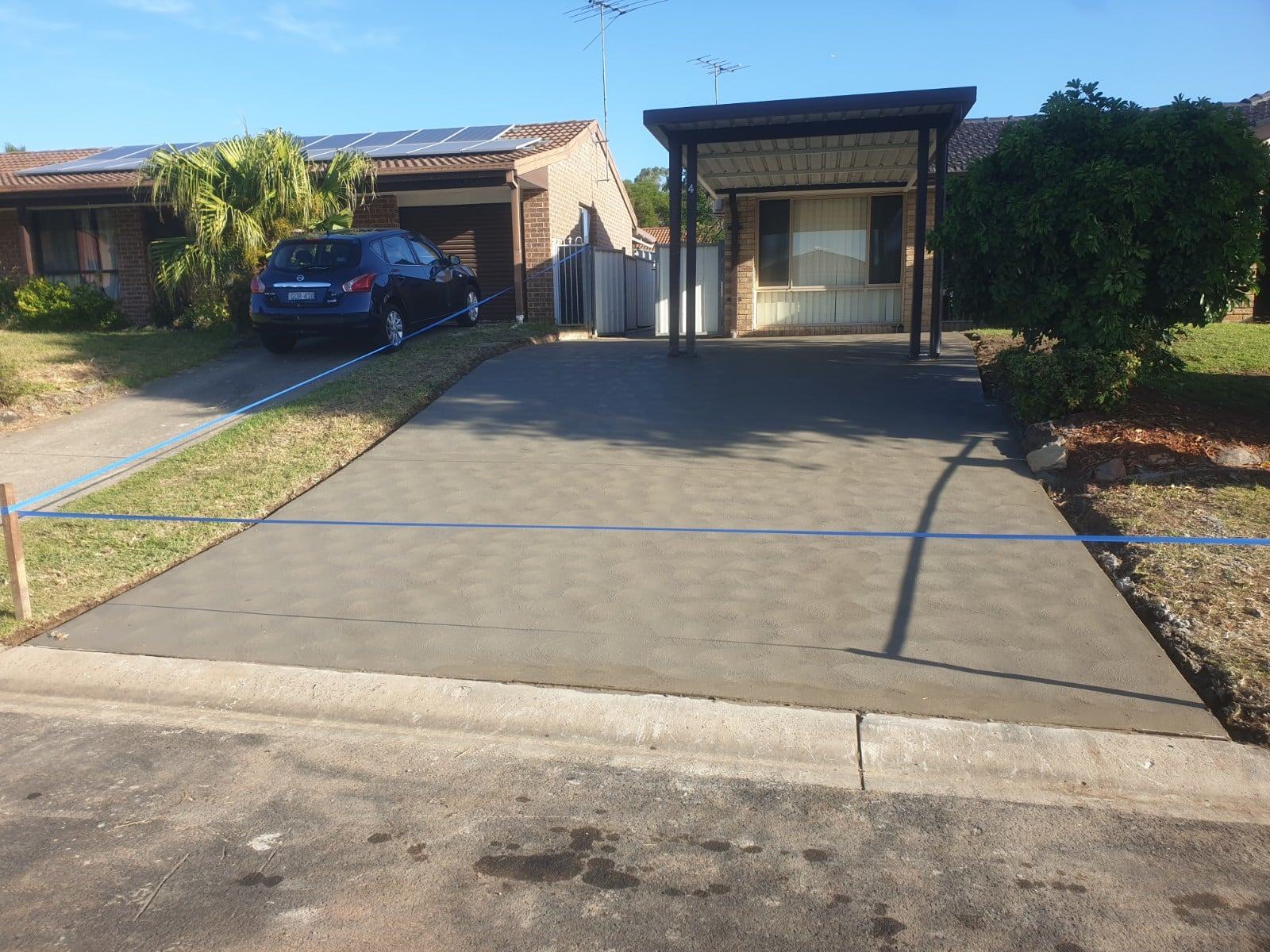 Concrete Driveway services Macquarie Fields